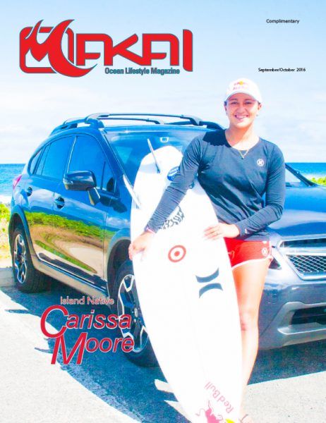 Makai Ocean Lifestyle Magazine SEP/OCT 2016