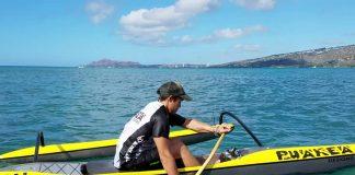 kaihe chong paddling