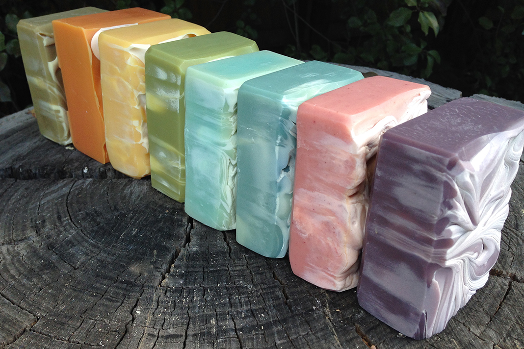 Native Hawaiian Company Making Natural Plant Based Soaps